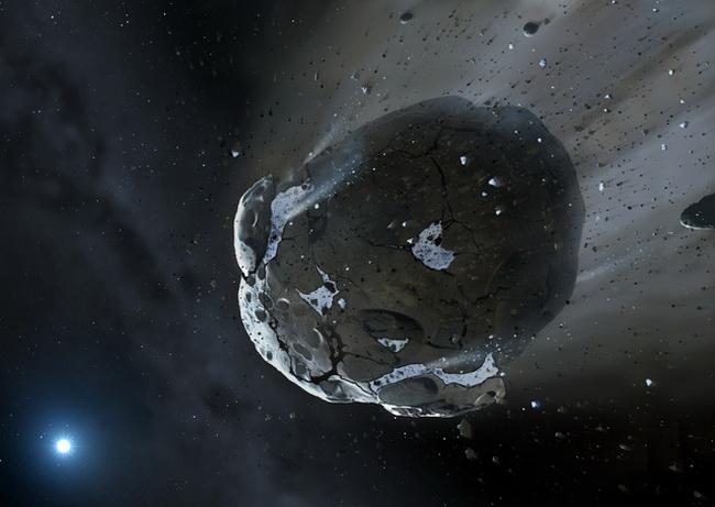 Гигантский астероид приблизится 22 июля 2017 года к Земле