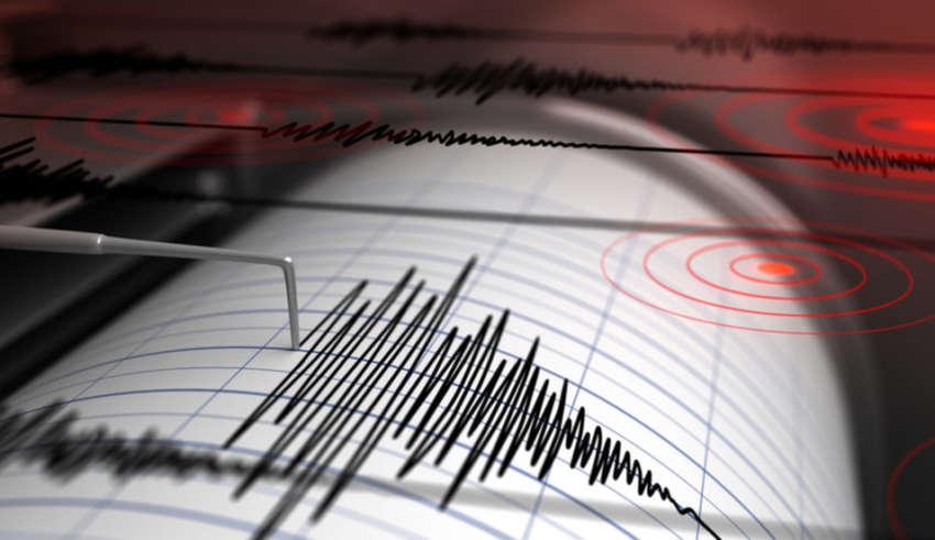 Землетрясение 4,2 балла в центральной Италии 22 июля 2017 года