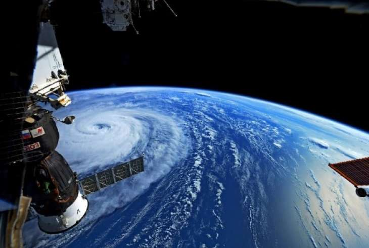 самый мощный тайфун 2017 года