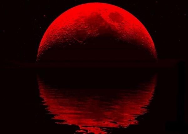 кровавая Луна над Украиной