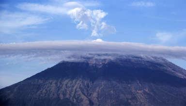 извержение вулкана Агунг начнется в ближайшие дни