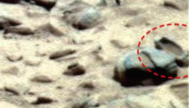На Марсе ученые обнаружили чашу древней цивилизации
