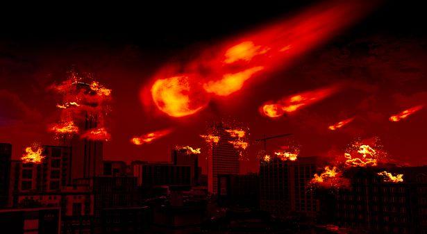 Конец света наступит 15 октября с цунами и штормом