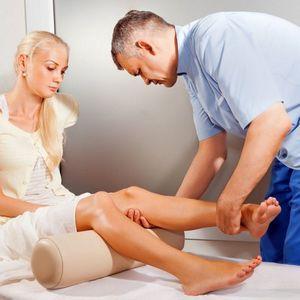 Лечебный массаж при артрозе
