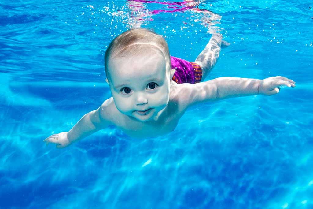 плавание для начинающих