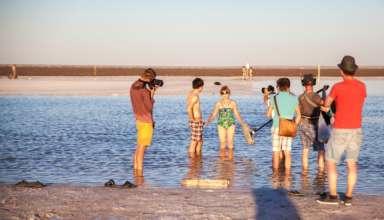Туризм на озере Баскунчак