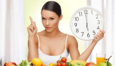 Как уменьшить аппетит в вечернее время