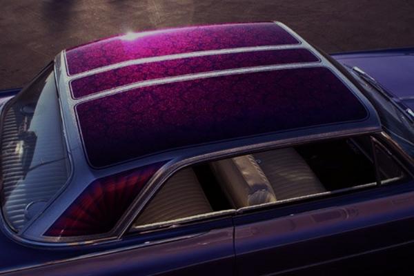 Покраска крыши автомобиля1